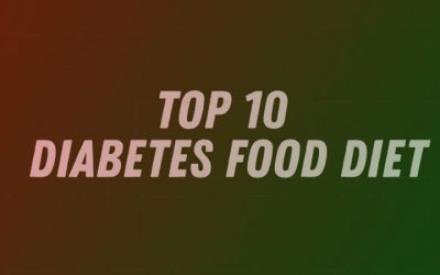 10 Diabetes food diet